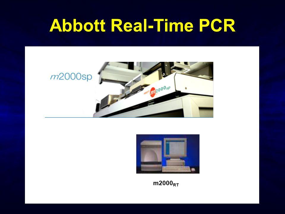 Abbott Real-Time PCR m2000 RT