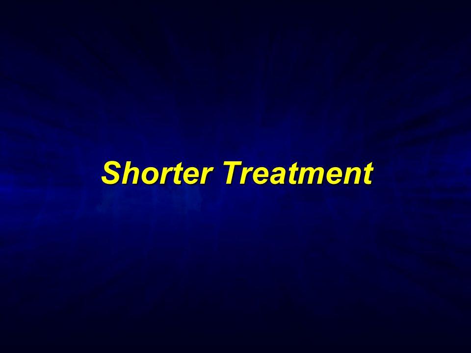 Shorter Treatment