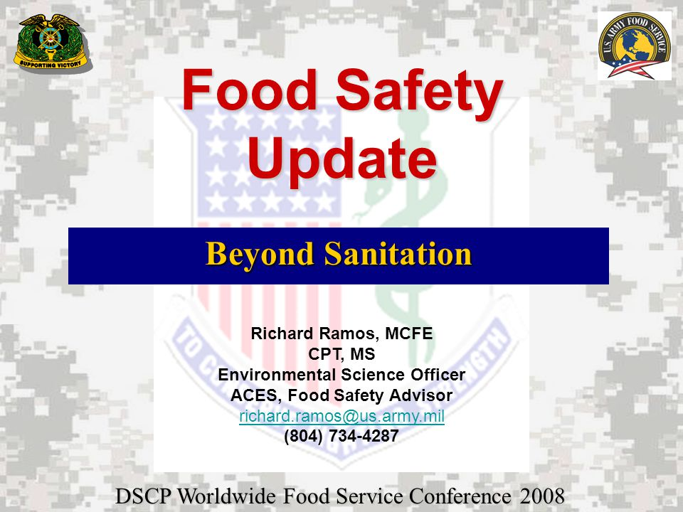 12 FOOD SAFETY HIT LIST  Sanitation Center  Ware Washing  PHFs  TTDZ  Storage Cold & Dry  Leftovers  Thermometers  Tasting  Handwashing  Hair Restraints  Hot Holding  IPM  Waste Control  Training & Records  Equipment  FIFO  Thawing  Structure  Uniforms & Jewelry  Smoking
