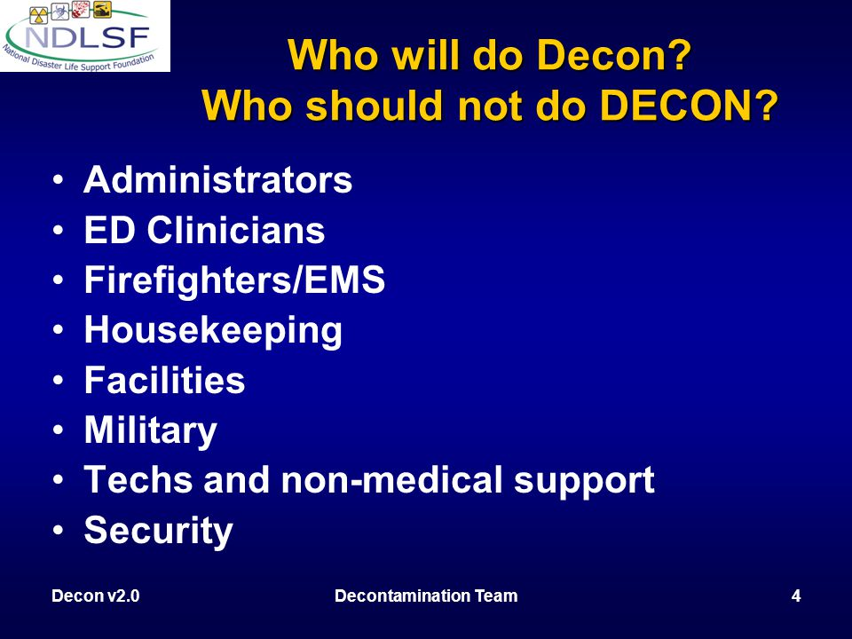 Decon v2.0 15 Thank you! Questions?