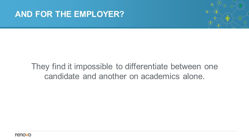 AND FOR THE EMPLOYER.