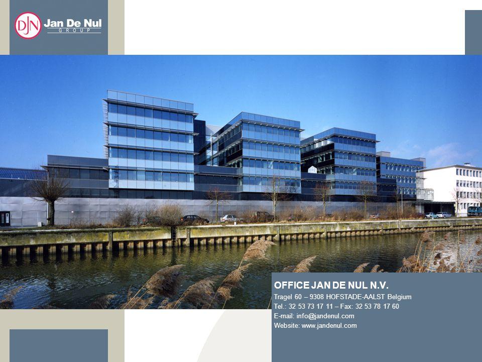 OFFICE JAN DE NUL N.V.