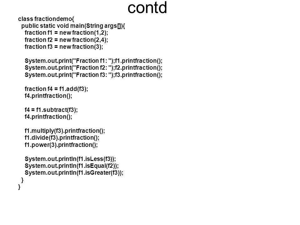 Access Control // Public vs private access.