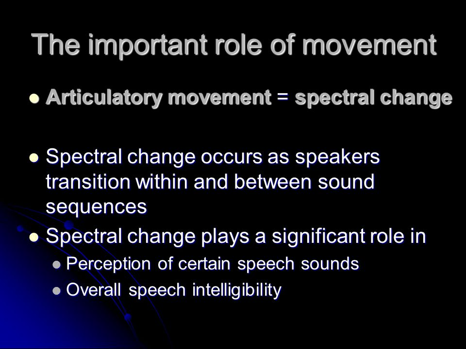 """Sounds that """"move"""" Diphthongs, glides and liquids"""