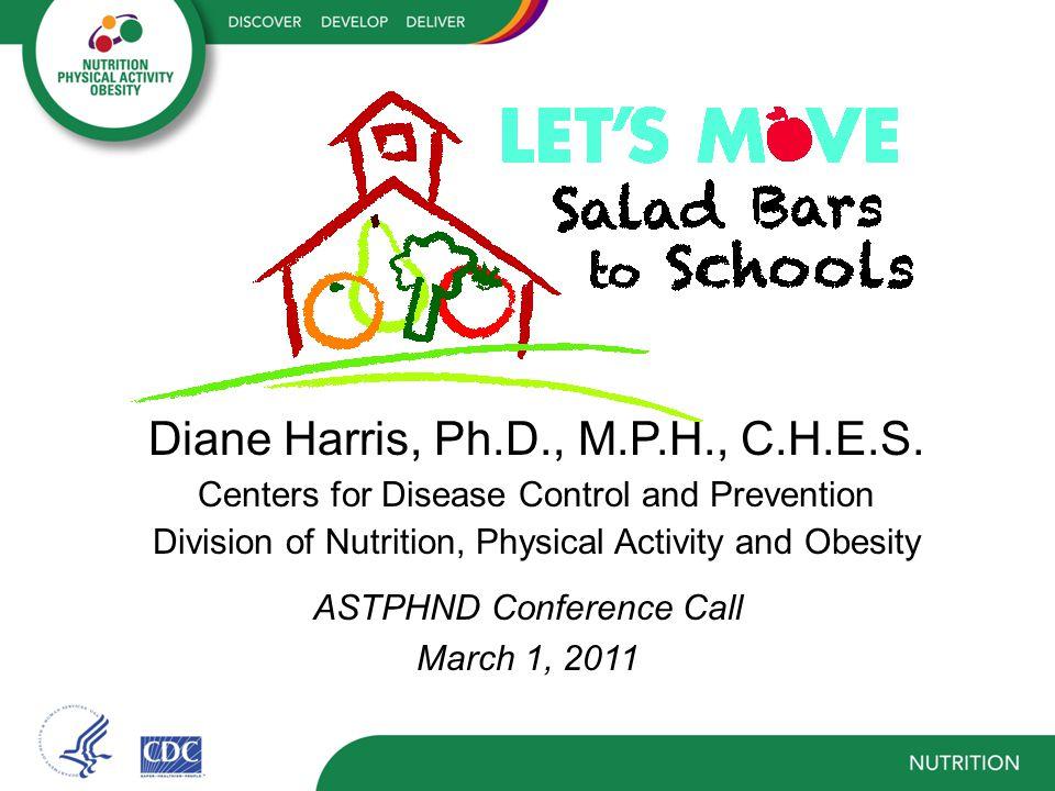 Diane Harris, Ph.D., M.P.H., C.H.E.S.