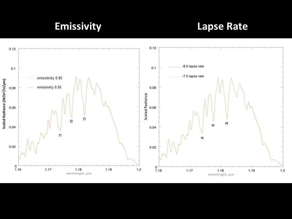 EmissivityLapse Rate