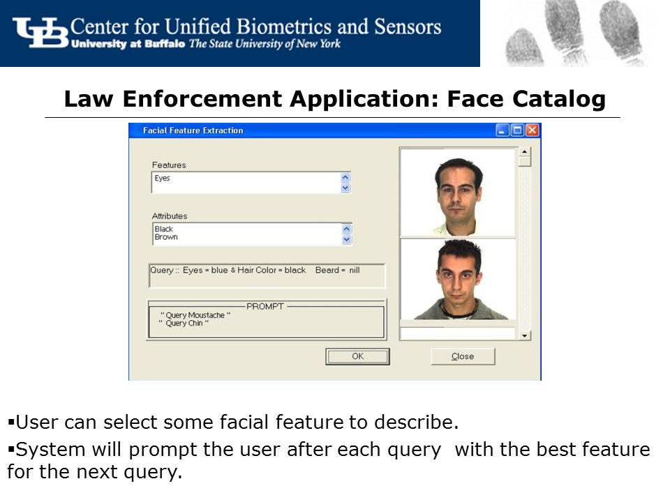 Soft Biometrics for Law Enforcement Novel Forensic System