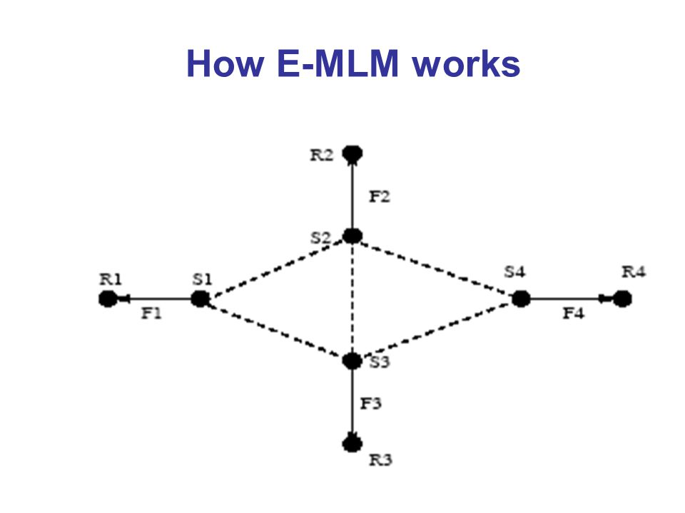 How E-MLM works