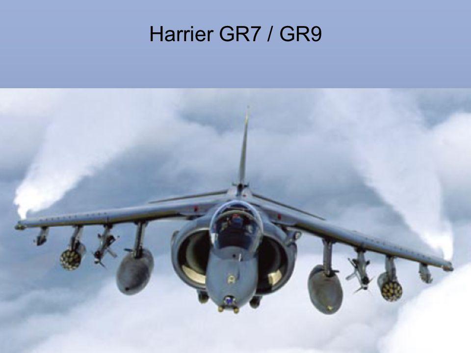 Harrier GR7 / GR9