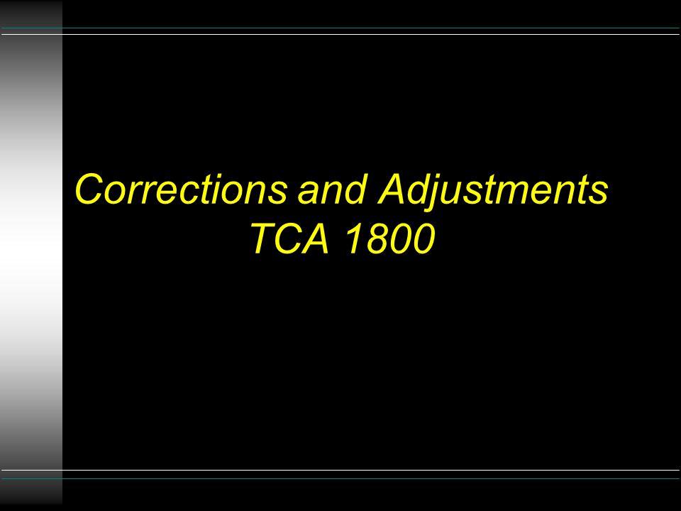 Errors Present in TCA u (l,t) Dual Axis Compensator Index Error u (i) Vertical Index Error u (c) Line of Sight Error u (a) Tilting Axis Error u (ATR) Target Recognition Axis Error