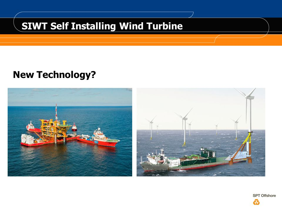 SIWT Self Installing Wind Turbine New Technology?
