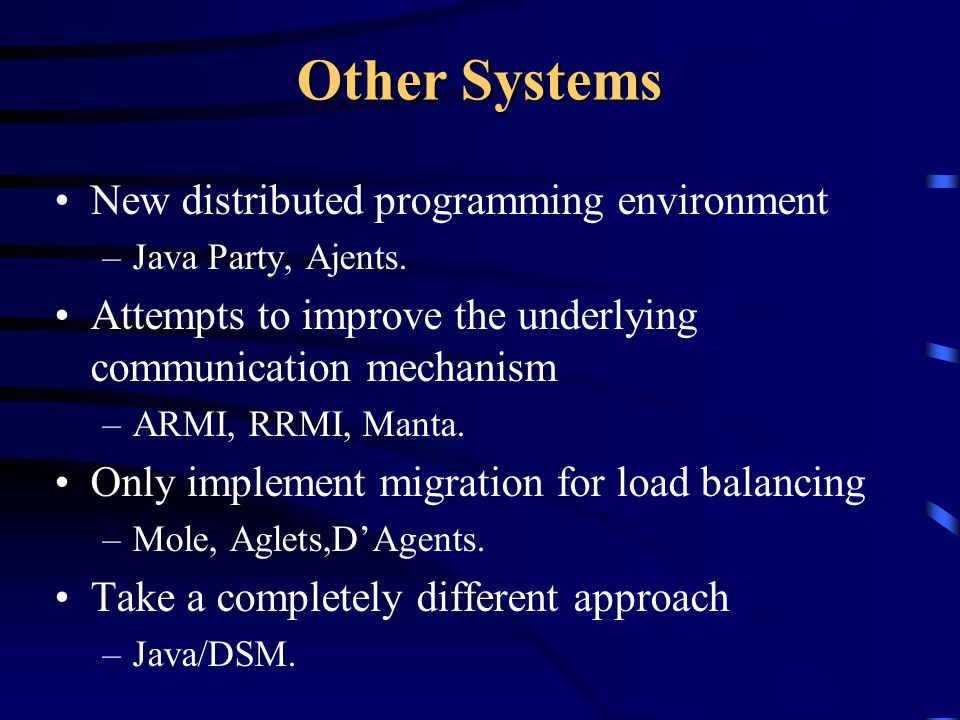 Agents The agent is designed as a multi-threaded application where each of the threads has a specific job.