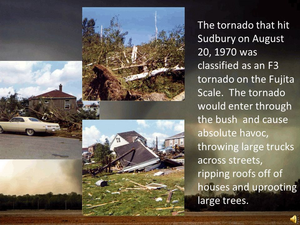 Considered to be unusual for this part of the country, the eighth deadliest tornado in Canadian history would strike an unsuspecting city by storm, le