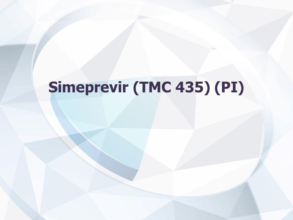 Simeprevir (TMC 435) (PI)