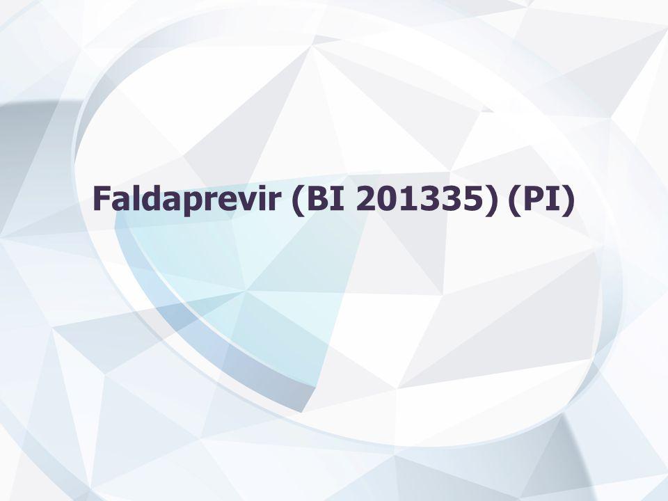 Faldaprevir (BI 201335) (PI)