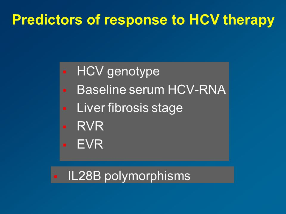 IL28B polymorphisms & hepatitis C outcome Chromosome 19 IL28B gene Interferon 3 Ge et al.