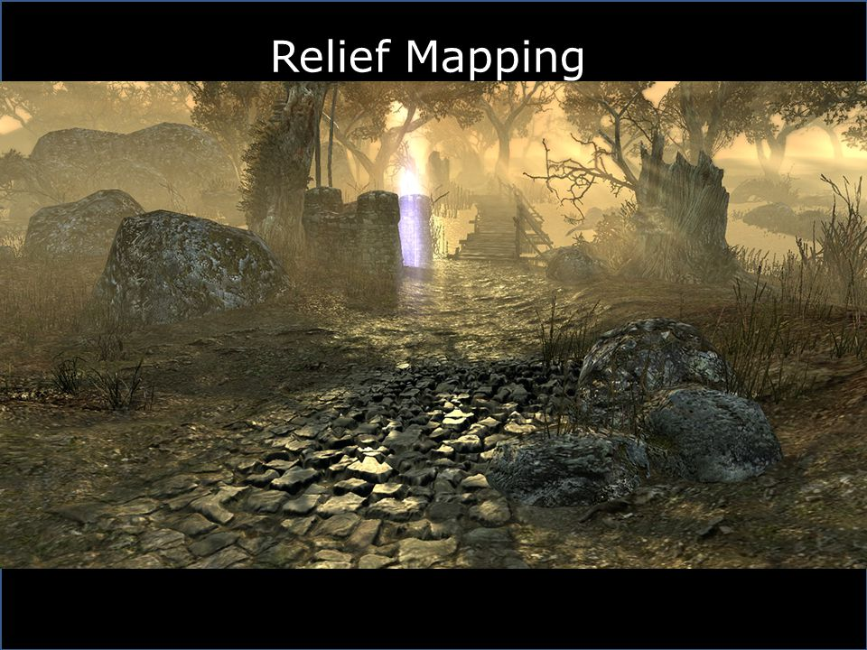Relief Mapping