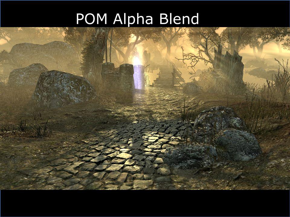 POM Alpha Blend