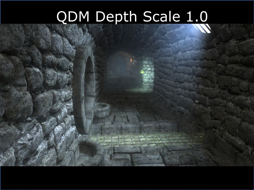 QDM Depth Scale 1.0