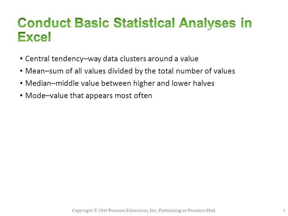 40 Multiple Regression Analysis to Predict Future Values (con't) Copyright © 2014 Pearson Education, Inc.