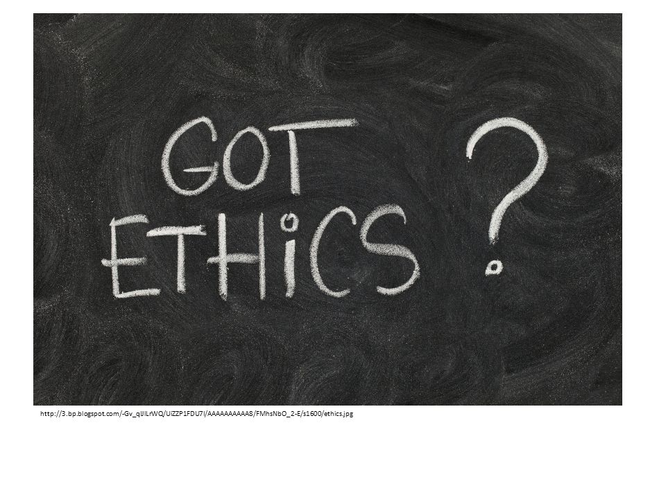 Ethics in Learning Analytics Ethics in learning analytics are just like the rest of technology: right vs.