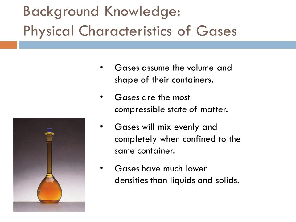Ideal Gas Equation P-pressure V-volume n-number of moles of gas R-ideal gas constant (universal gas constant) 0.0821 atm.