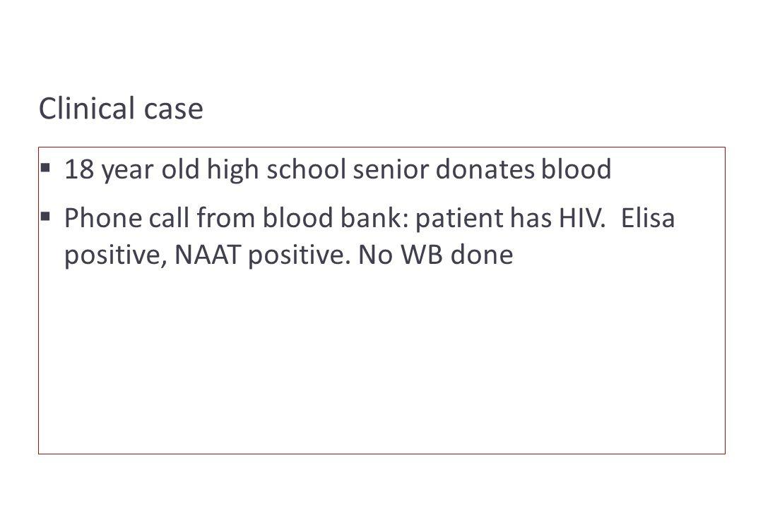 Screening for HIV: U.S.