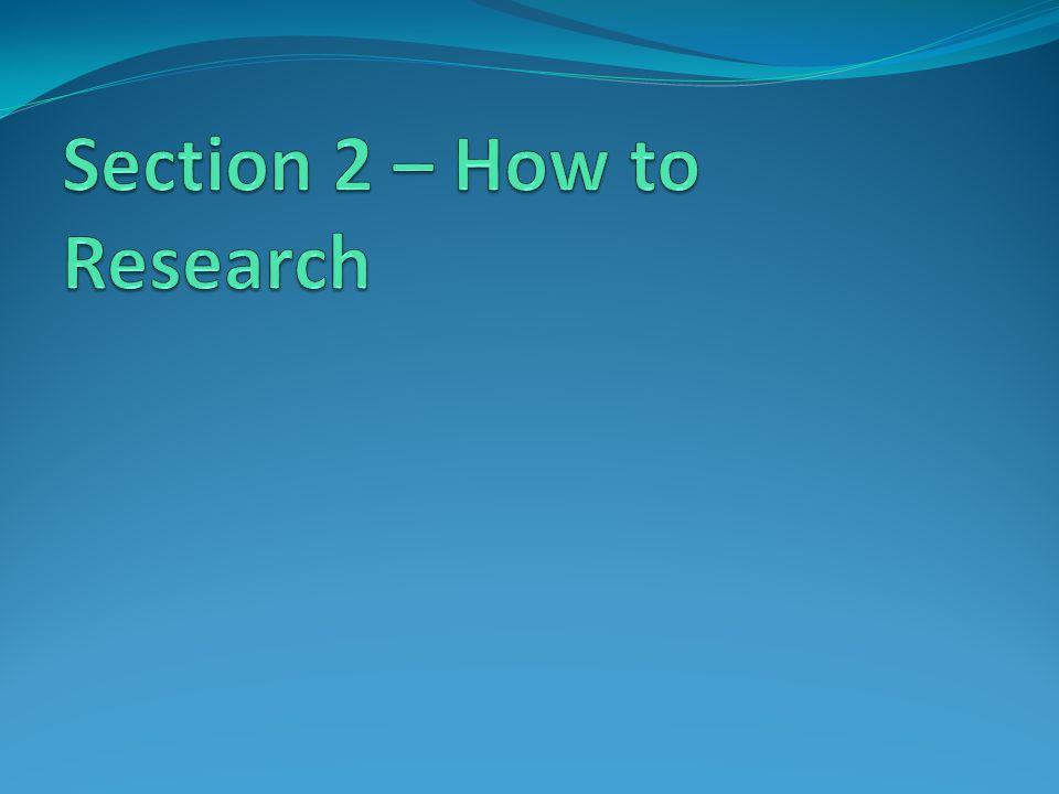 What to Research Research should produce arguments that you can read in a debate What form do these argument take.
