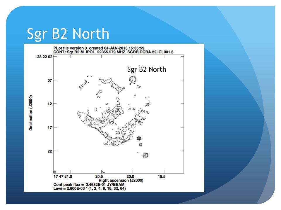 Sgr B2 North