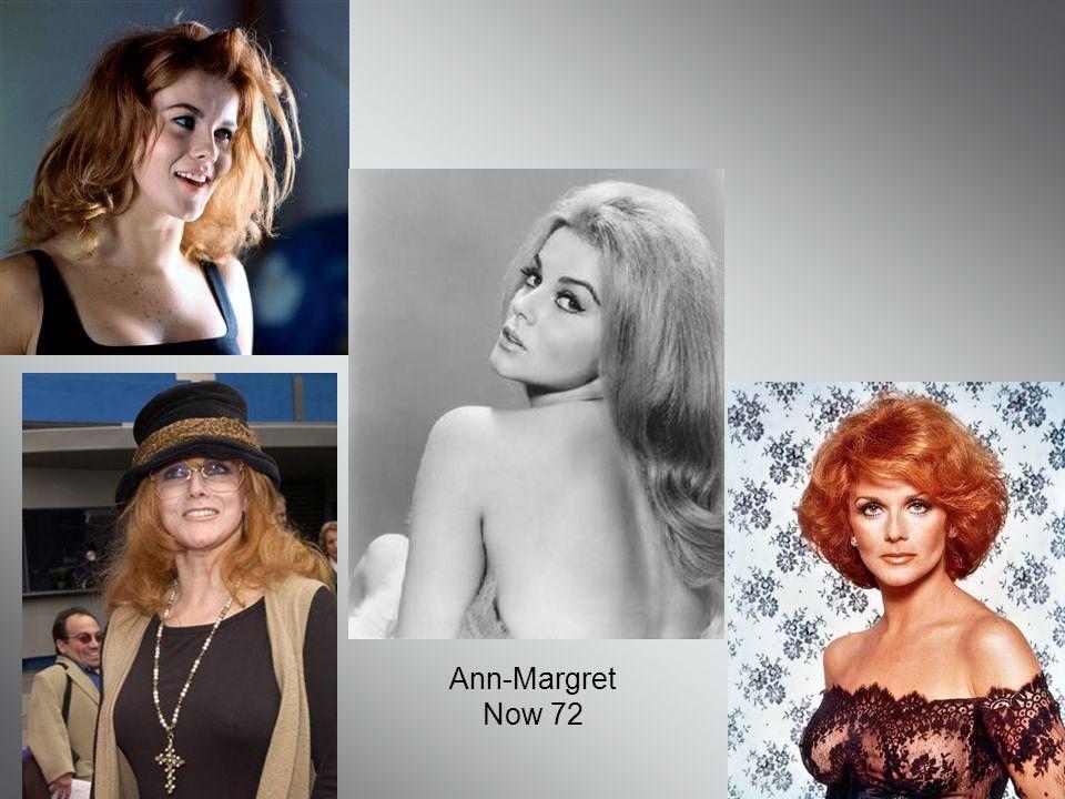 Ann-Margret Now 72