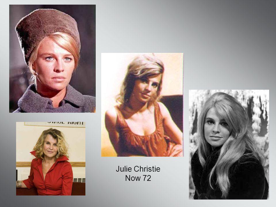 Julie Christie Now 72