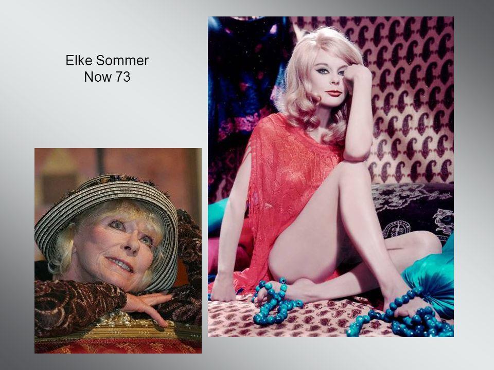 Elke Sommer Now 73