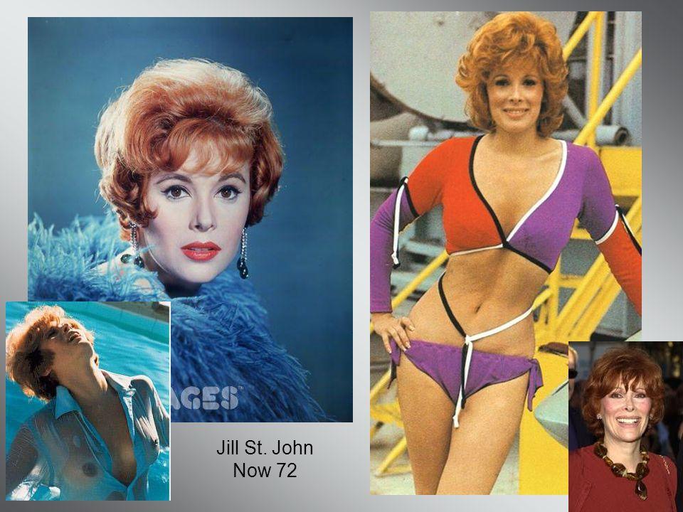 Jill St. John Now 72