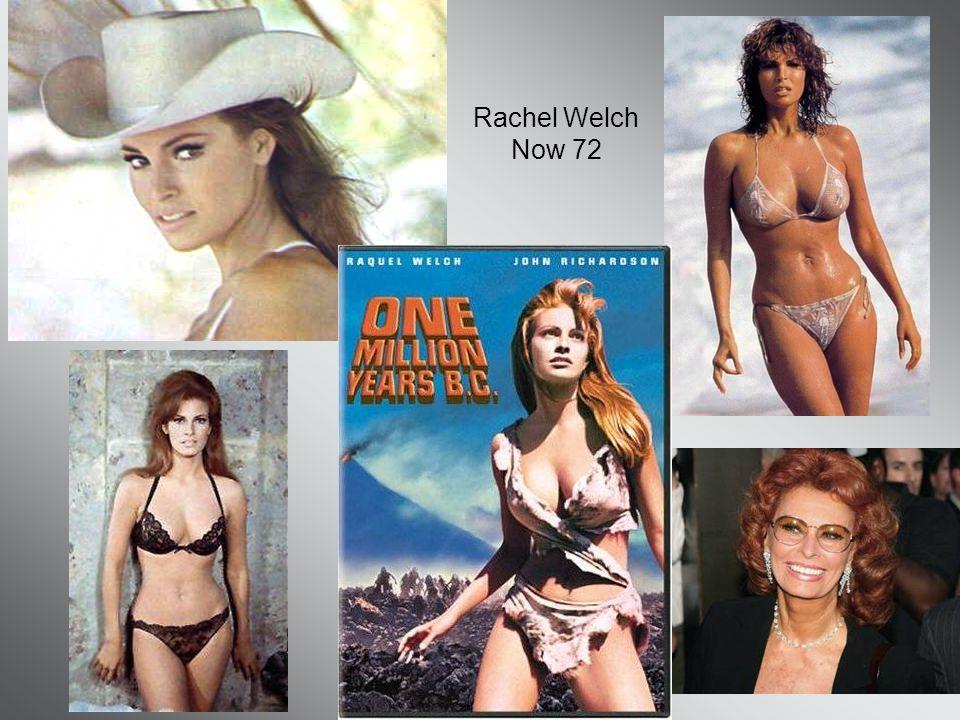 Rachel Welch Now 72