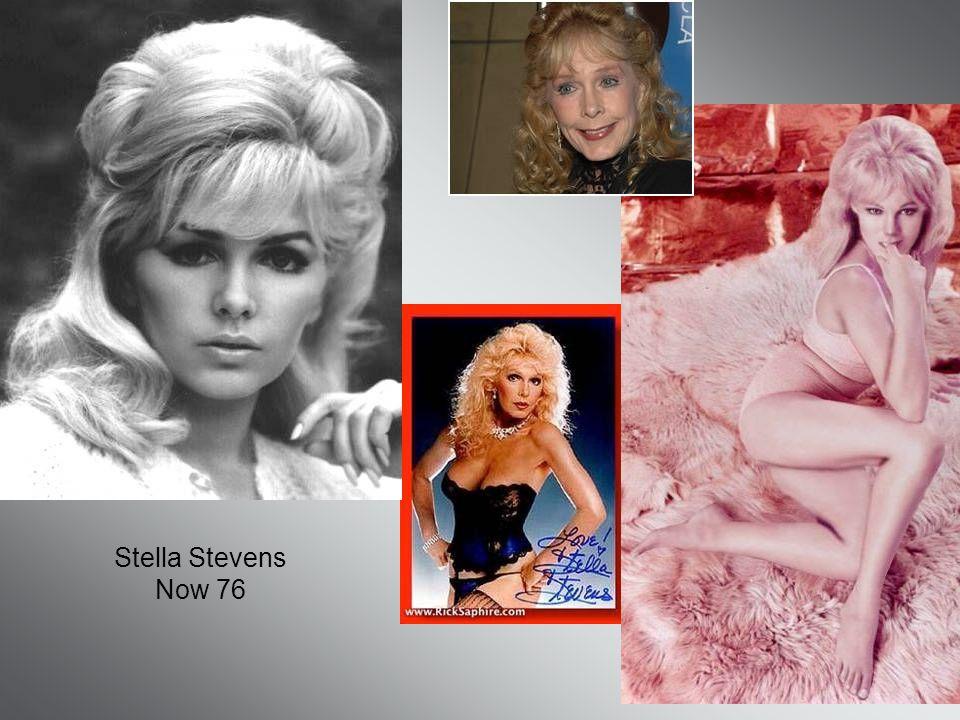 Stella Stevens Now 76
