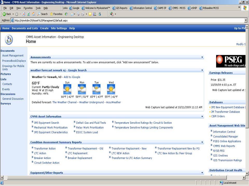 SAP BI Webinar 2009PSEG T&D CBM14