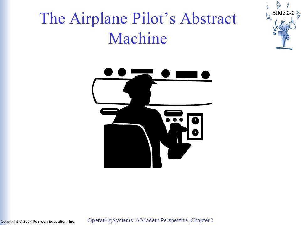 Slide 2-2 Copyright © 2004 Pearson Education, Inc.