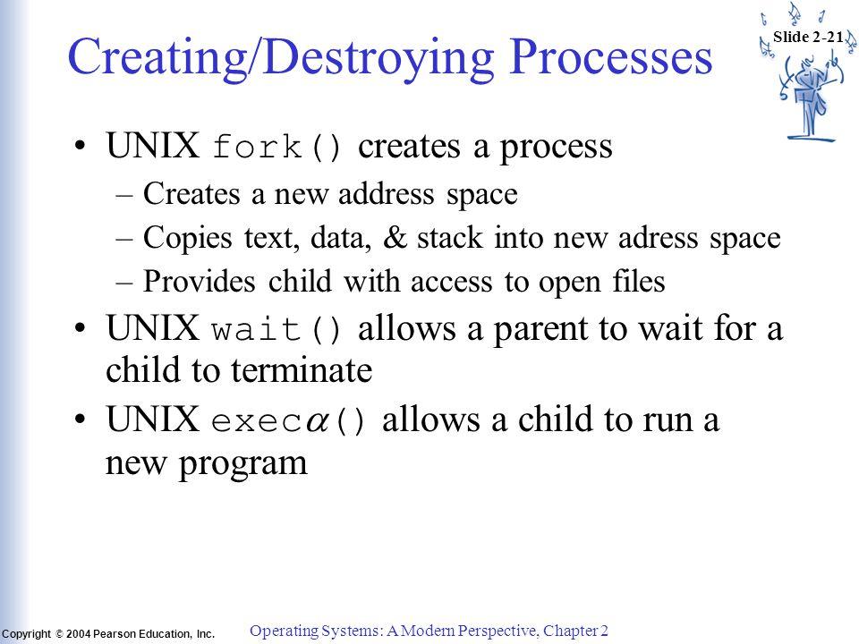Slide 2-21 Copyright © 2004 Pearson Education, Inc.