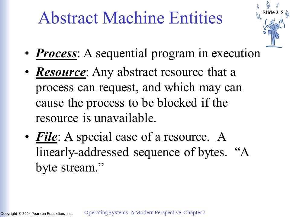 Slide 2-5 Copyright © 2004 Pearson Education, Inc.