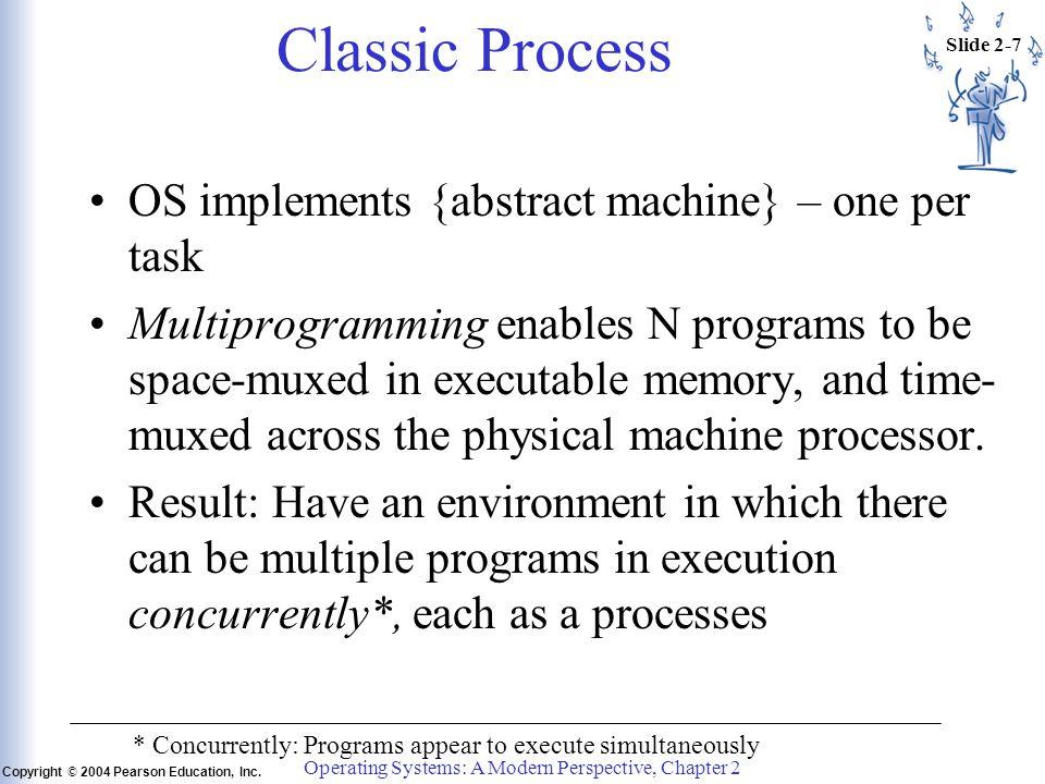 Slide 2-7 Copyright © 2004 Pearson Education, Inc.