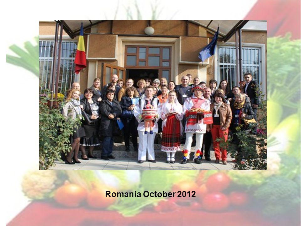 Romania October 2012