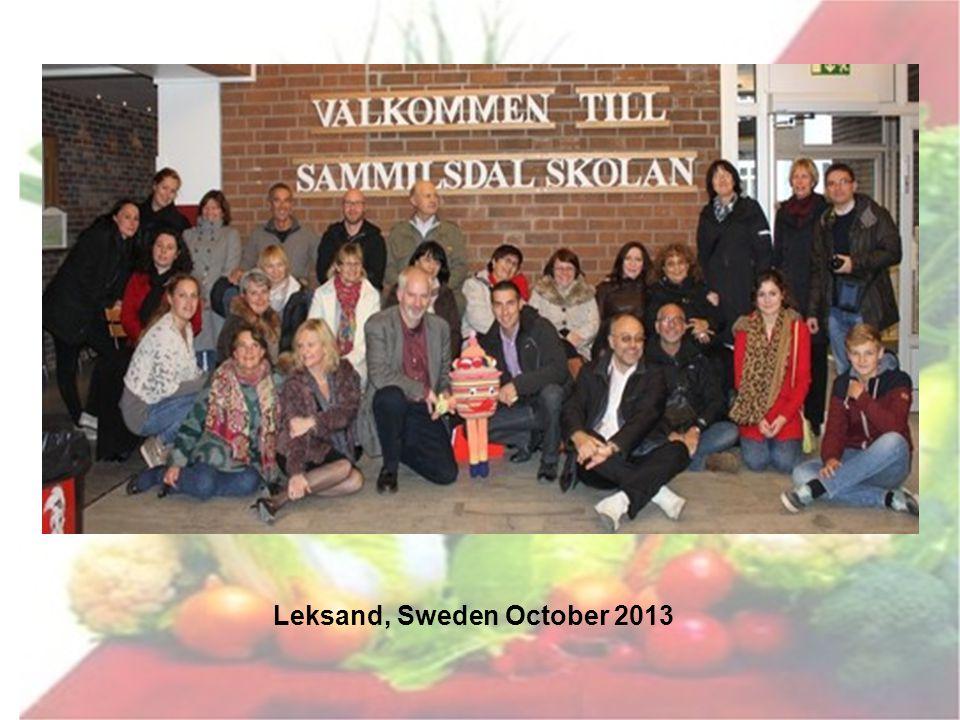Leksand, Sweden October 2013