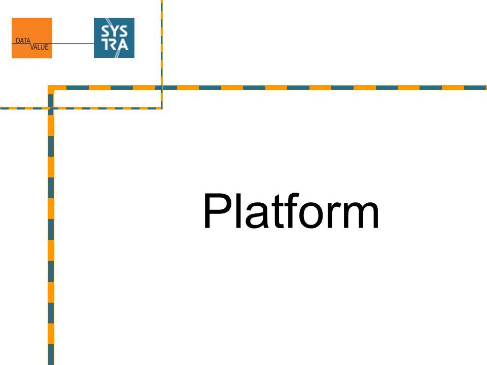 4 Platform architecture
