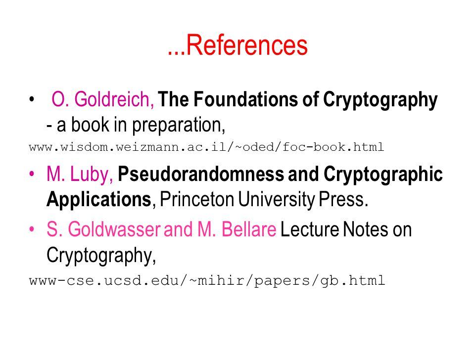 ...References O.