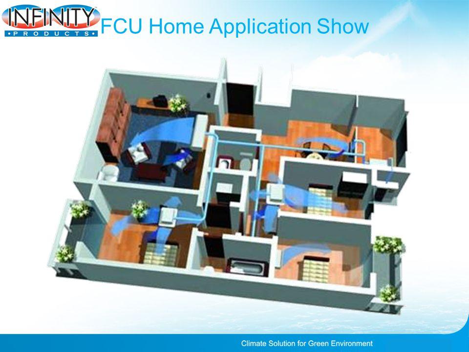 FCU Home Application Show