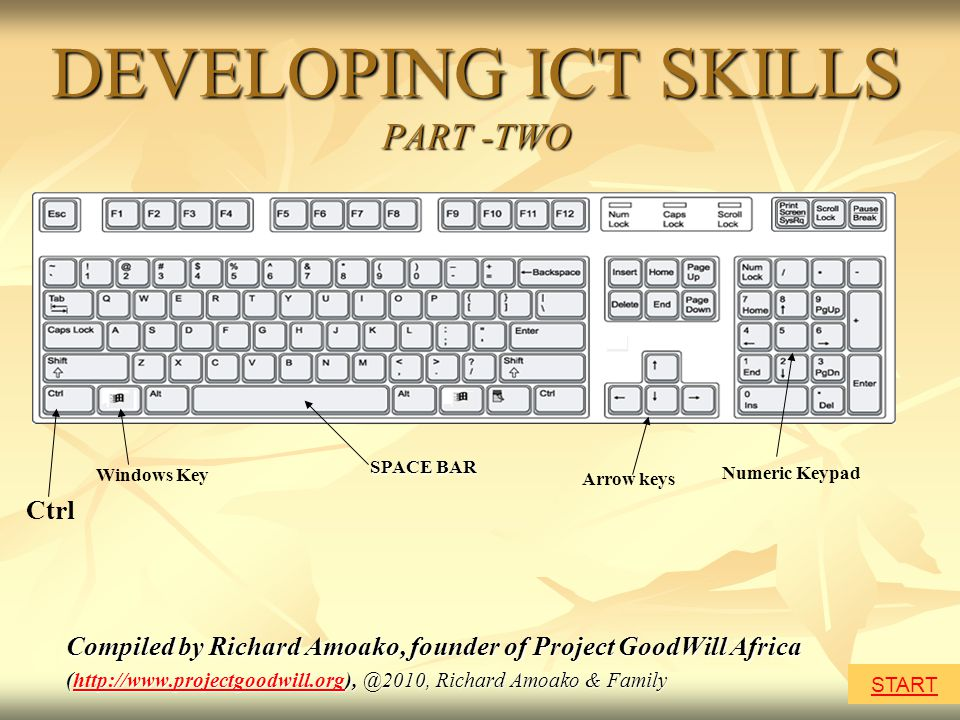 Sample text in Notepad Practice using the keyboard to type the following text in Notepad: Practice using the keyboard to type the following text in Notepad: Close To close the Notepad program window click on the Close icon,, at the top right corner.