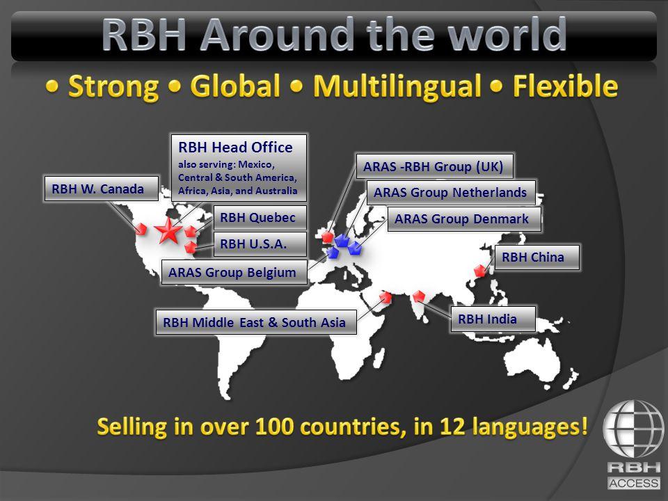 RBH Quebec RBH U.S.A.