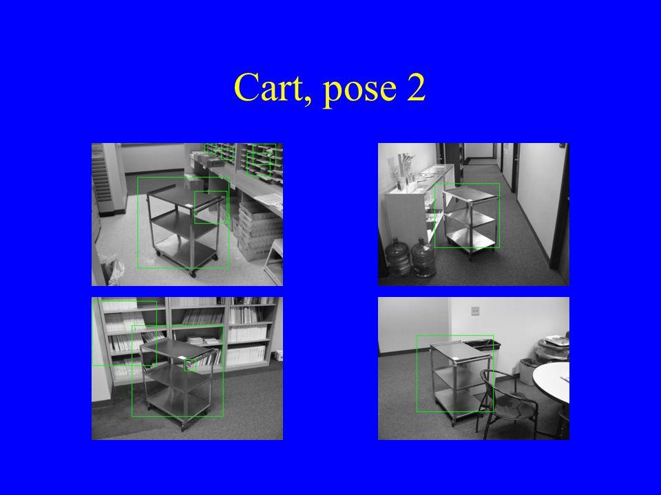 Cart, pose 2