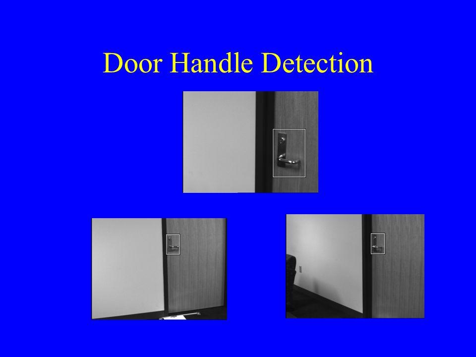 Door Handle Detection