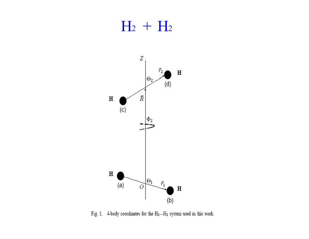 H 2 + H 2